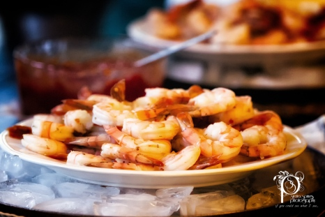 Shrimp with Homemade Cocktail Sauce