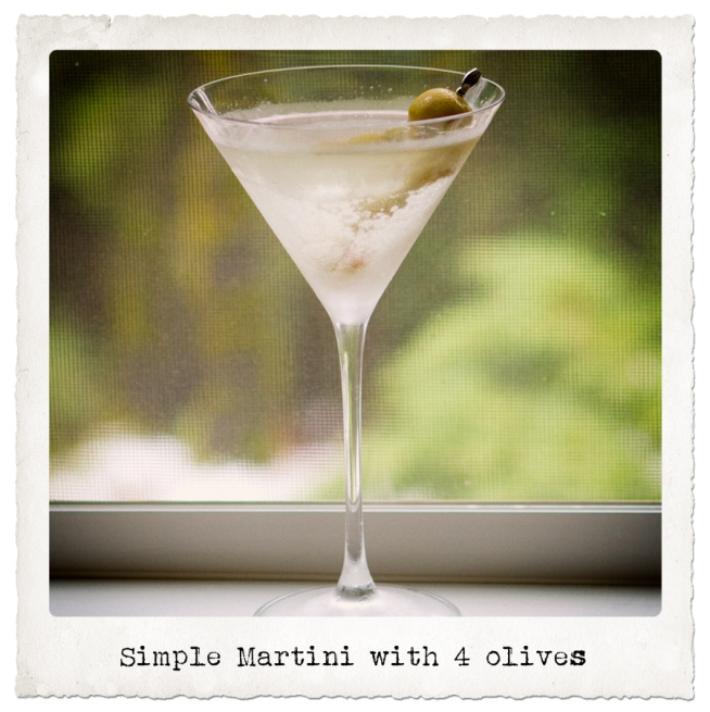 Simple Martini