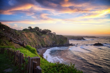 Mendocino Coastline, Northern California
