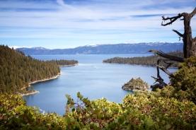 Emerald Bay, Lake Tahoe,CA