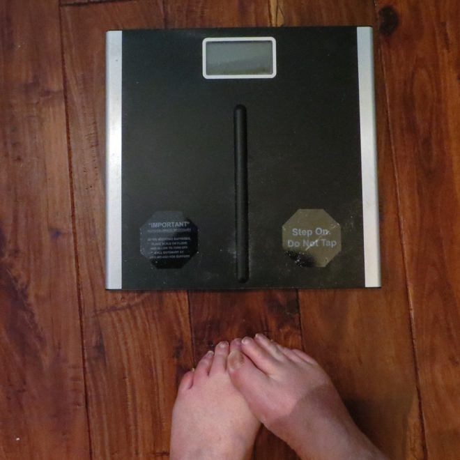 Scared of the Scale!