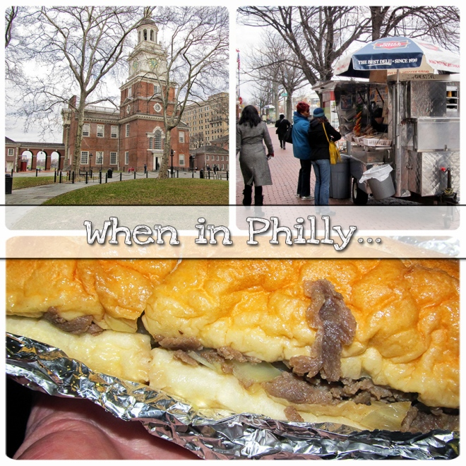 when in philly
