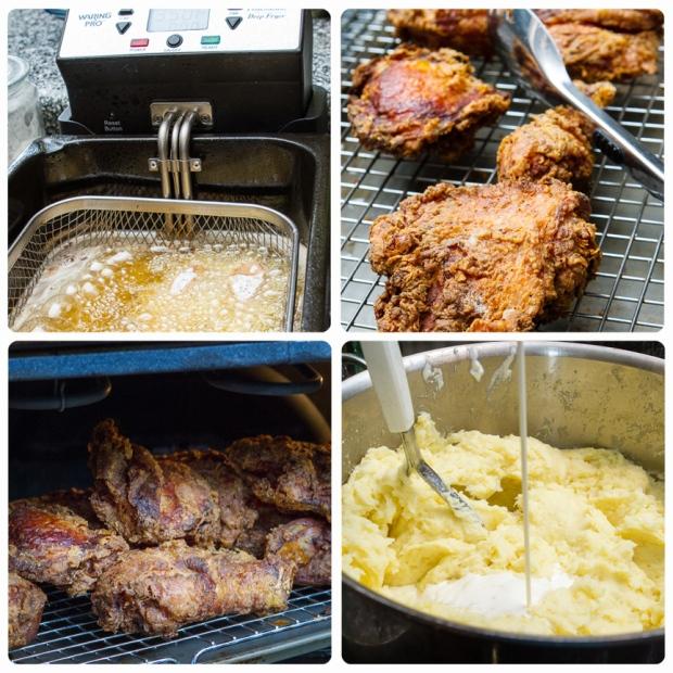fried chicken 9