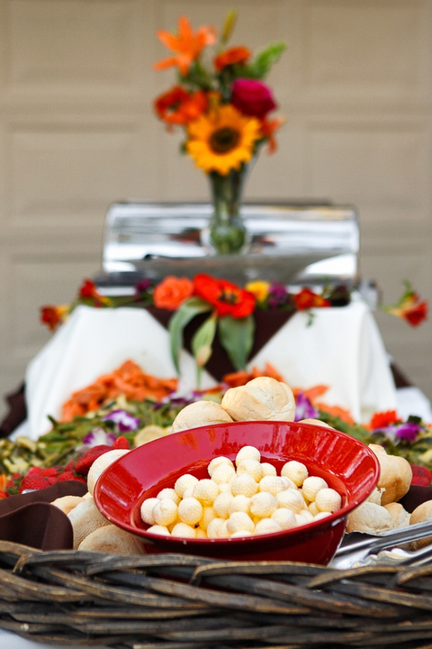 Beautiful Wedding buffet