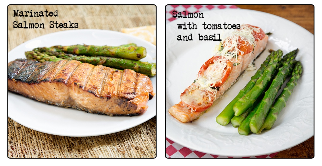 Salmon Two Ways