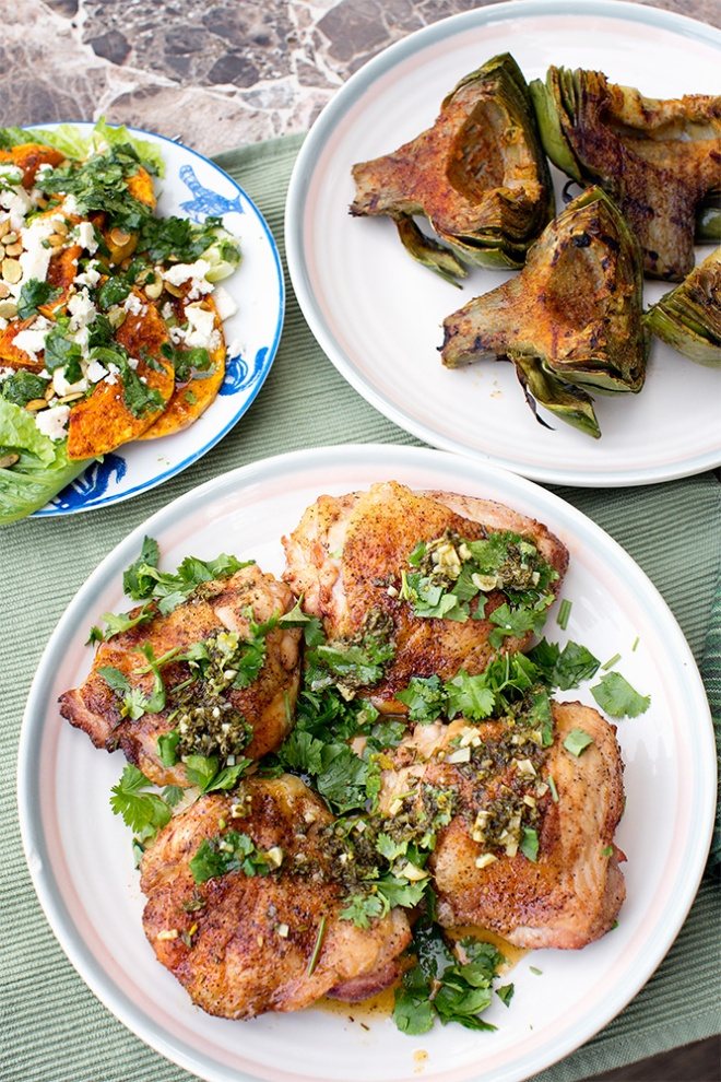 Chile Lime Infused Dinner for Two