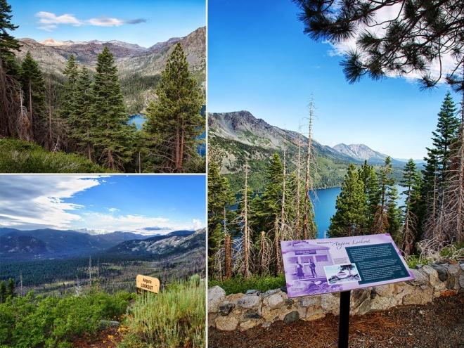 Views from Angora Ridge