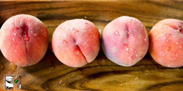 Glorious Ripe Peaches