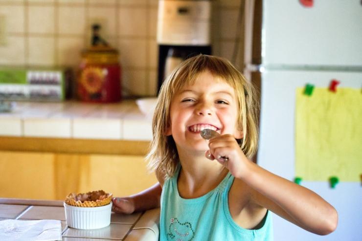 Taste tester returns for more