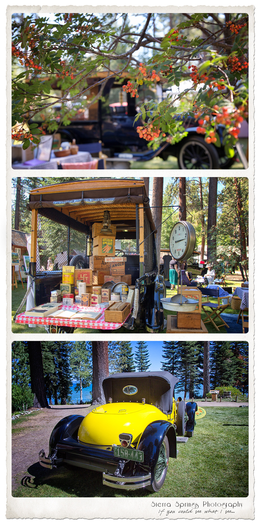 Great Gatsby Festival at Lake Tahoe