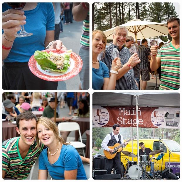 Taste of Sierra Festival