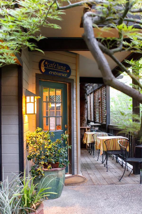 Cafe Luna in Placerville, CA