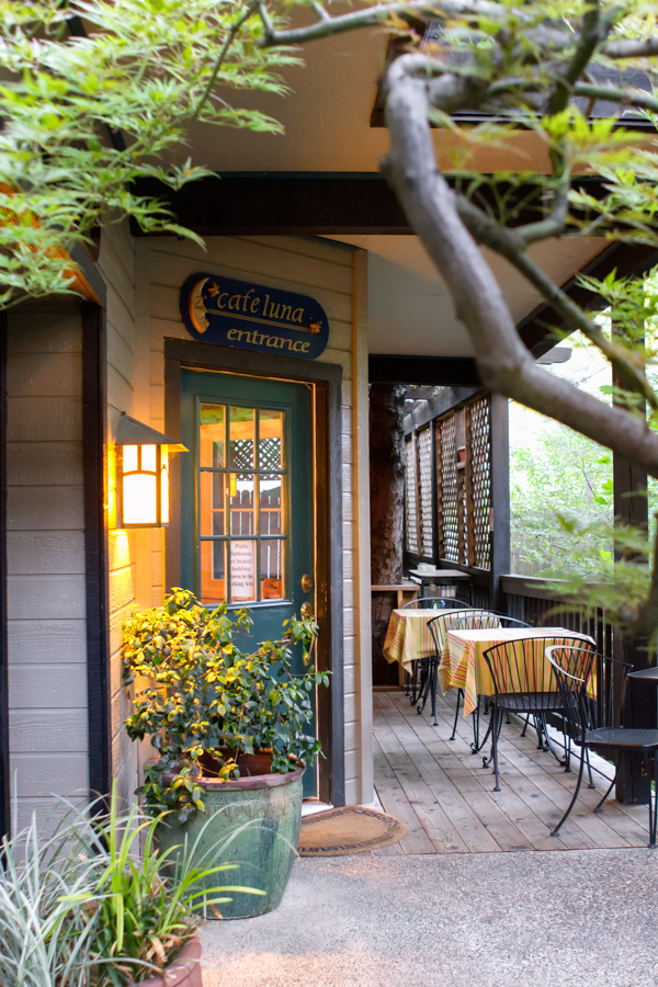 Cafe Luna in Placerville, CA