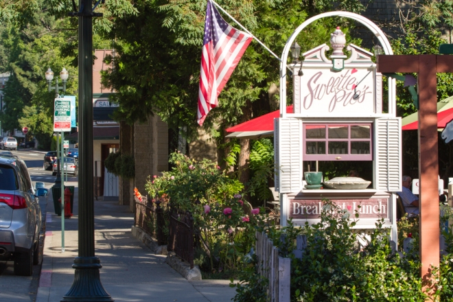 Sweetie Pies in Downtown Placerville, CA