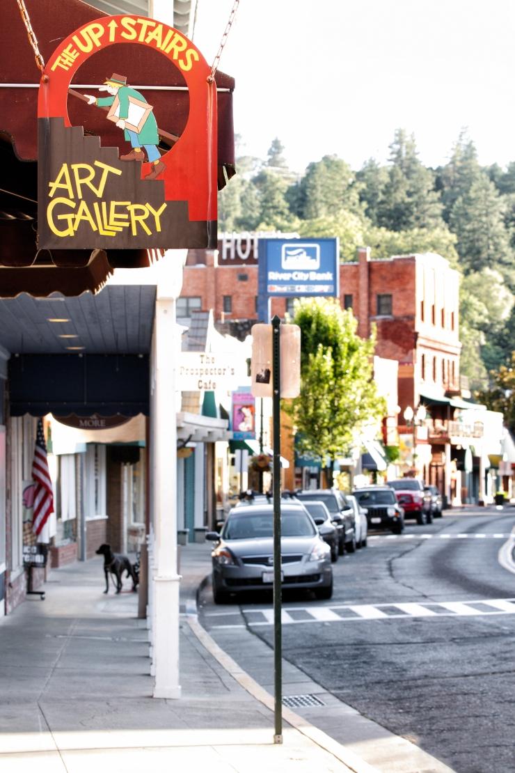 Downtown Placerville, CA