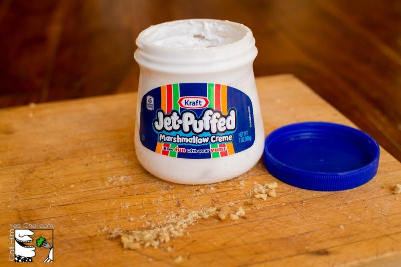 Jet Puff Marshmallow Creme