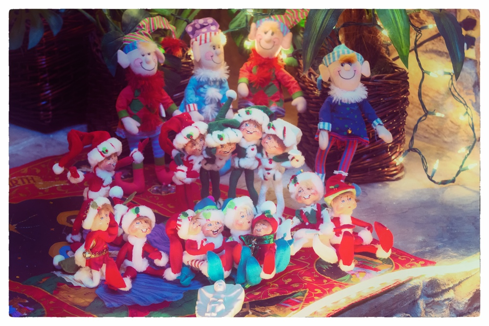 Merry Christmas from The Elves