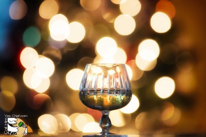 A little light brandy
