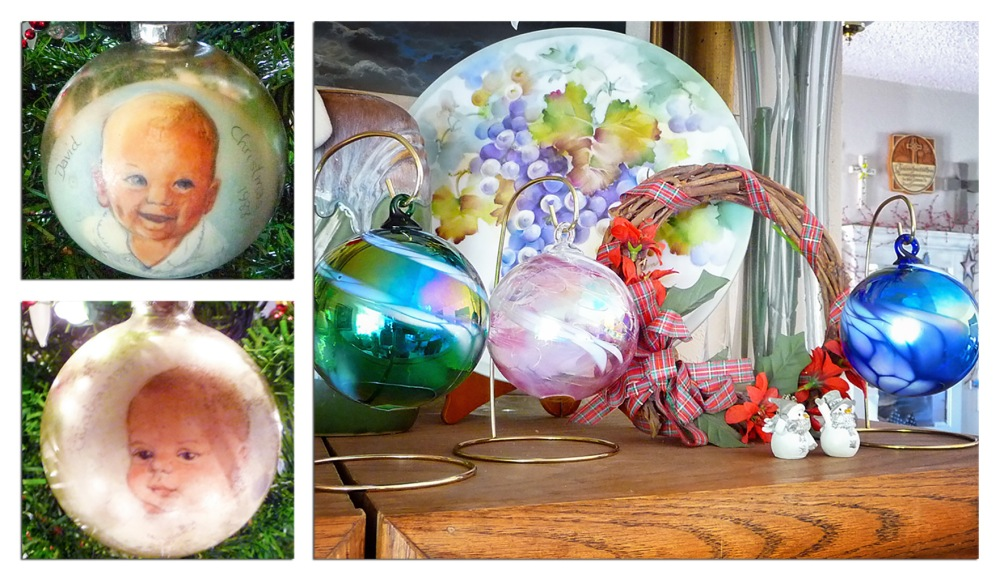 Terri Quinn Ornaments