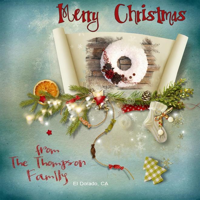 Thompson Christmas