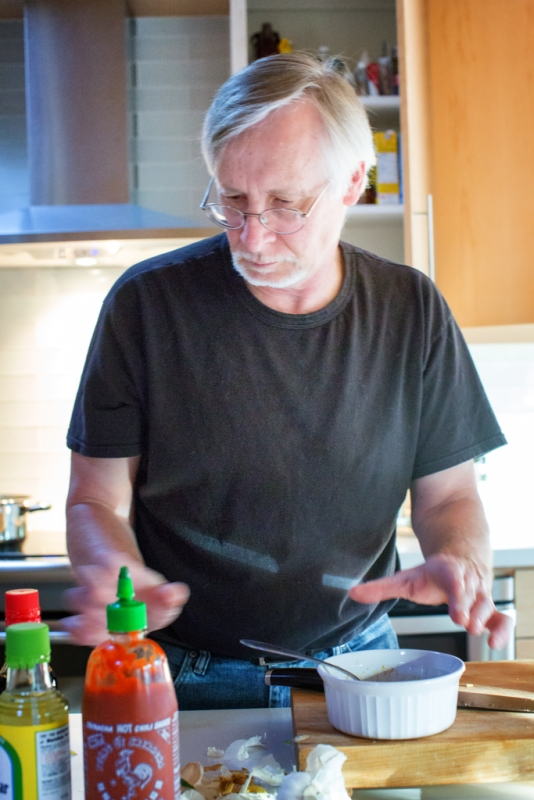 Y!C! making sauce