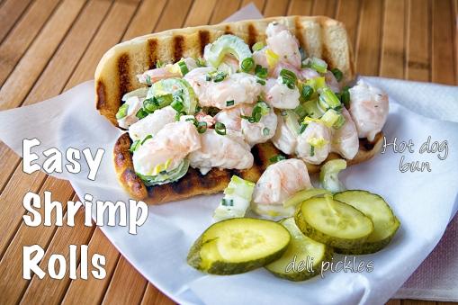 Easy Shrimp Rolls