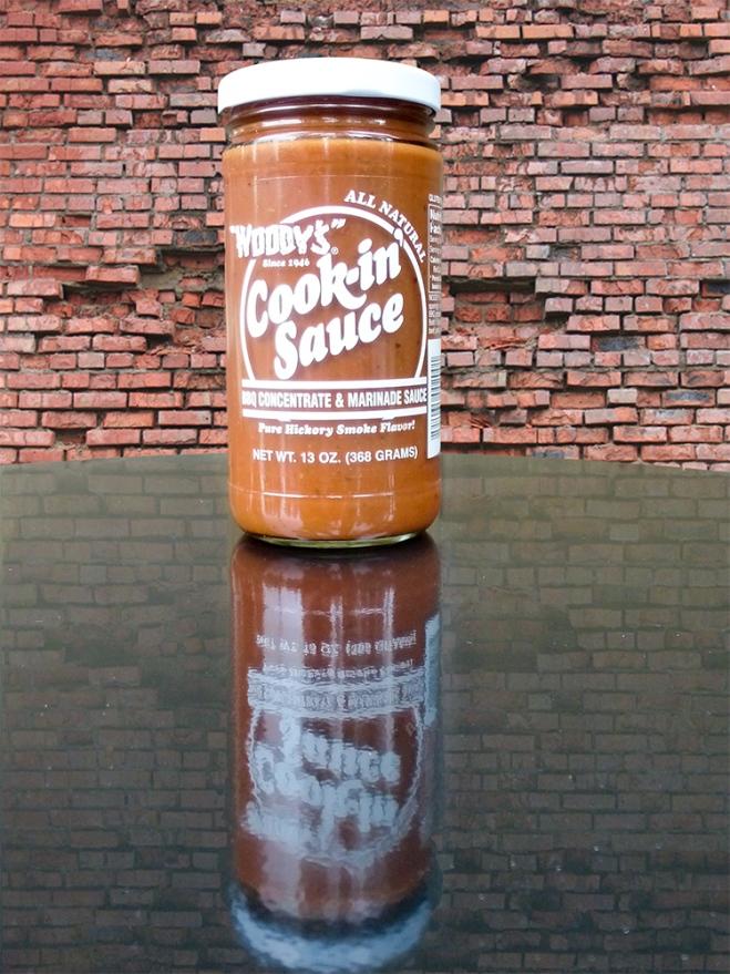 Woody's Cookin Sauce