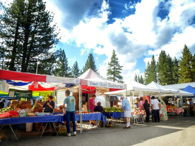 South Lake Tahoe Farmers Market