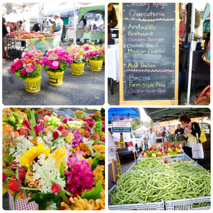 Sights of the Farmers Market
