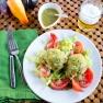Chile Verde Meatballs