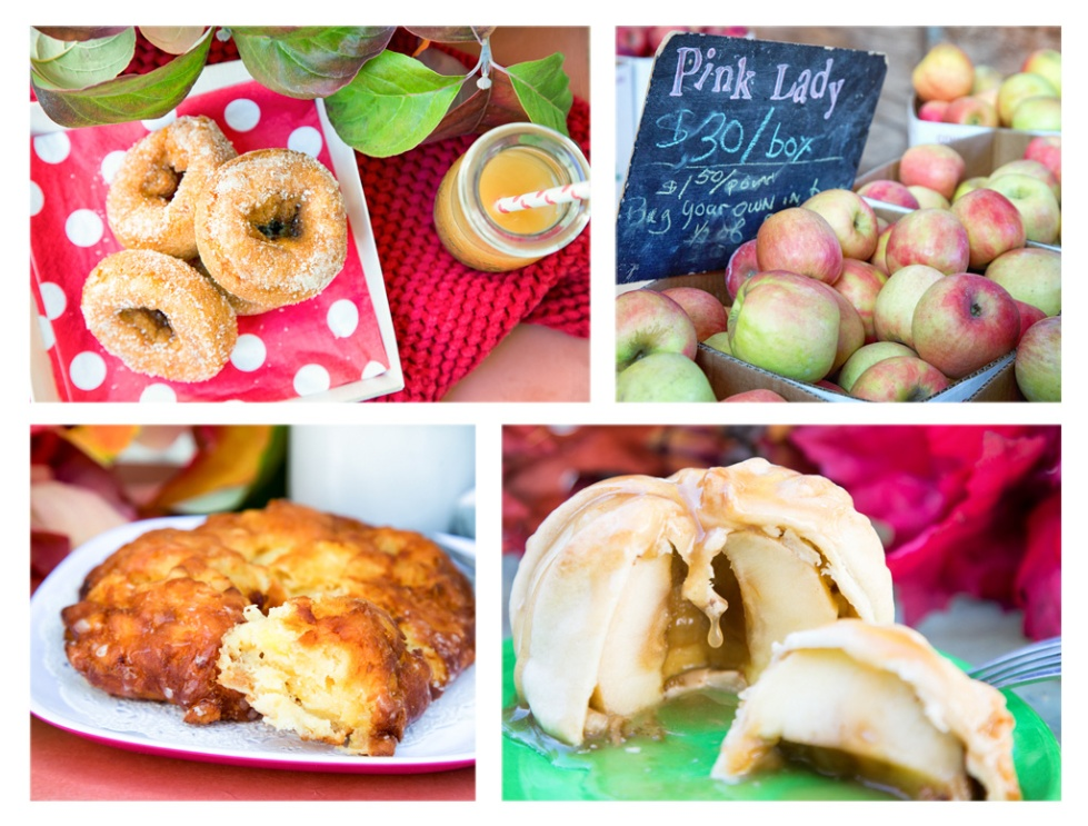 Apple Hill Delights