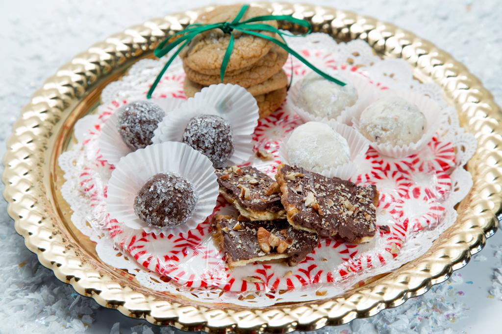 Cookies for neighbors