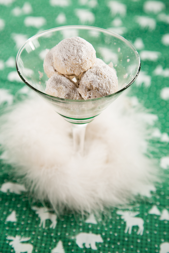 Snowballs or Mexican Wedding Cookies