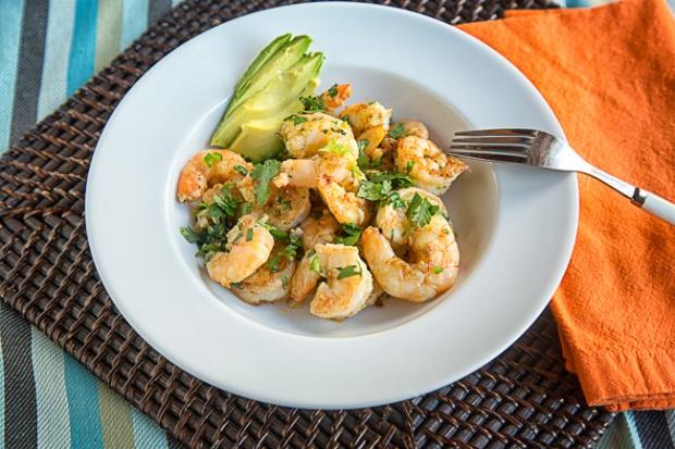 Chile Lime Shrimp 5