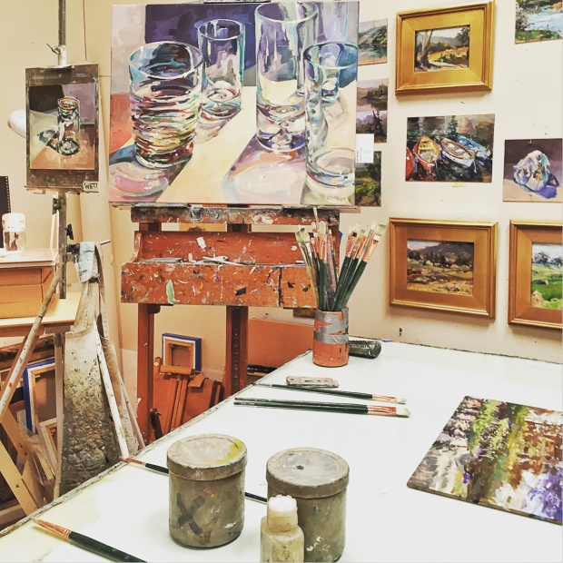 Kit Night's Studio